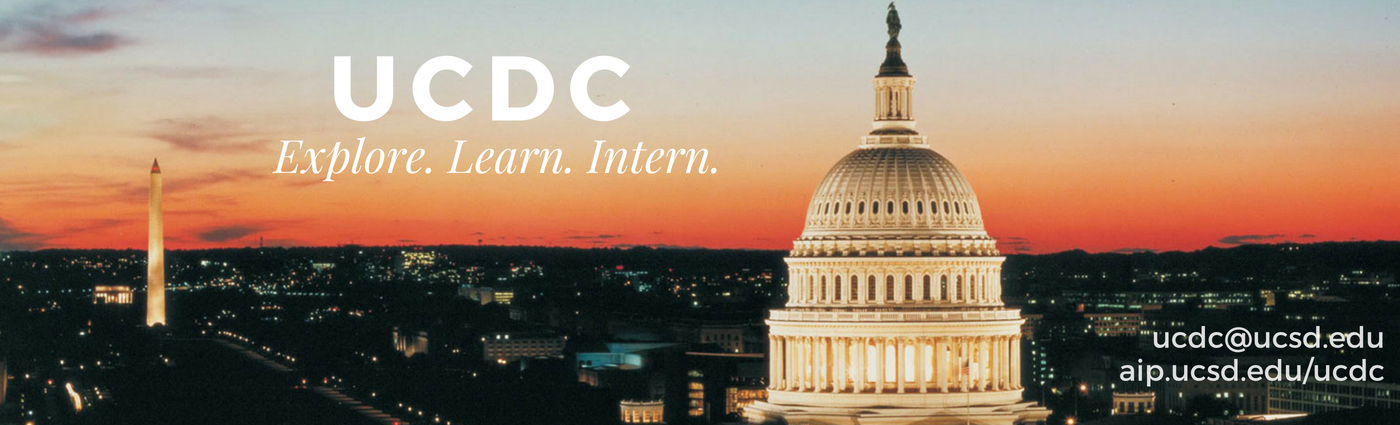UCDC Explore. Learn. Intern.